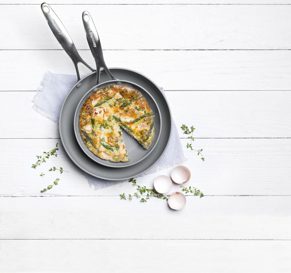 GreenPanVenice Pro non-stick frying pans